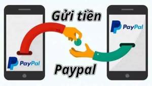 chuyển tiền vào Paypal